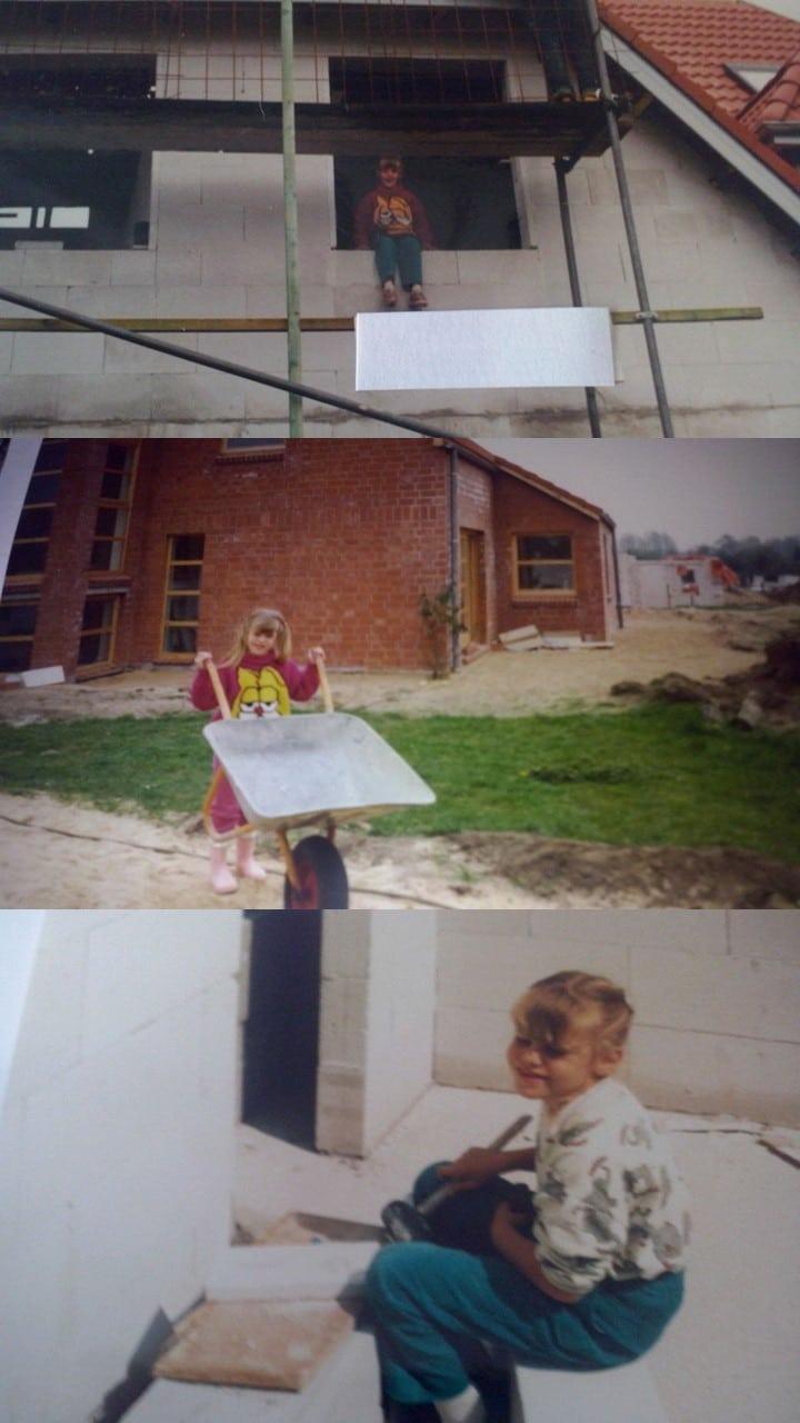 Bilder Kindheit Stefanie Schädel