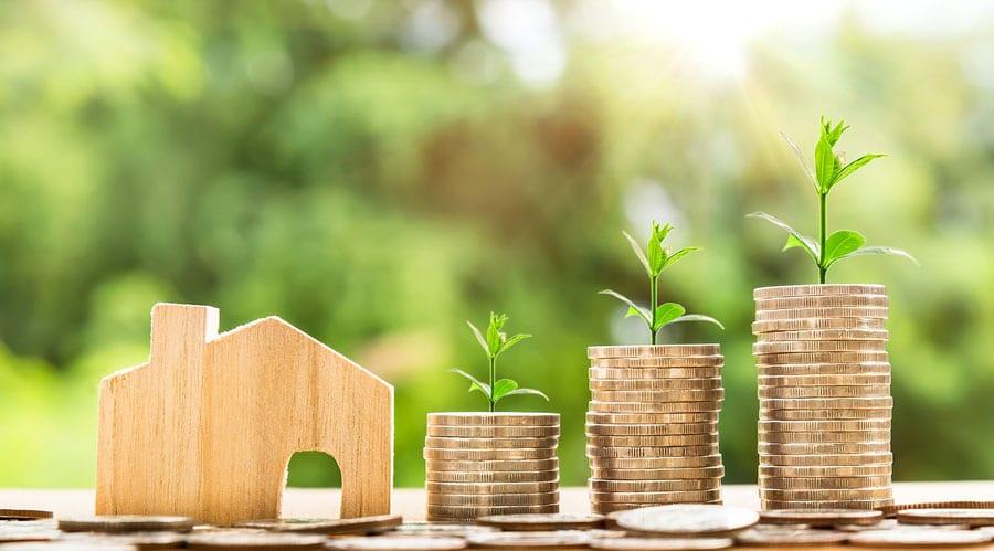 Tilgung von Kapitalanlage Immobilien (Darlehen und Finanzierung)
