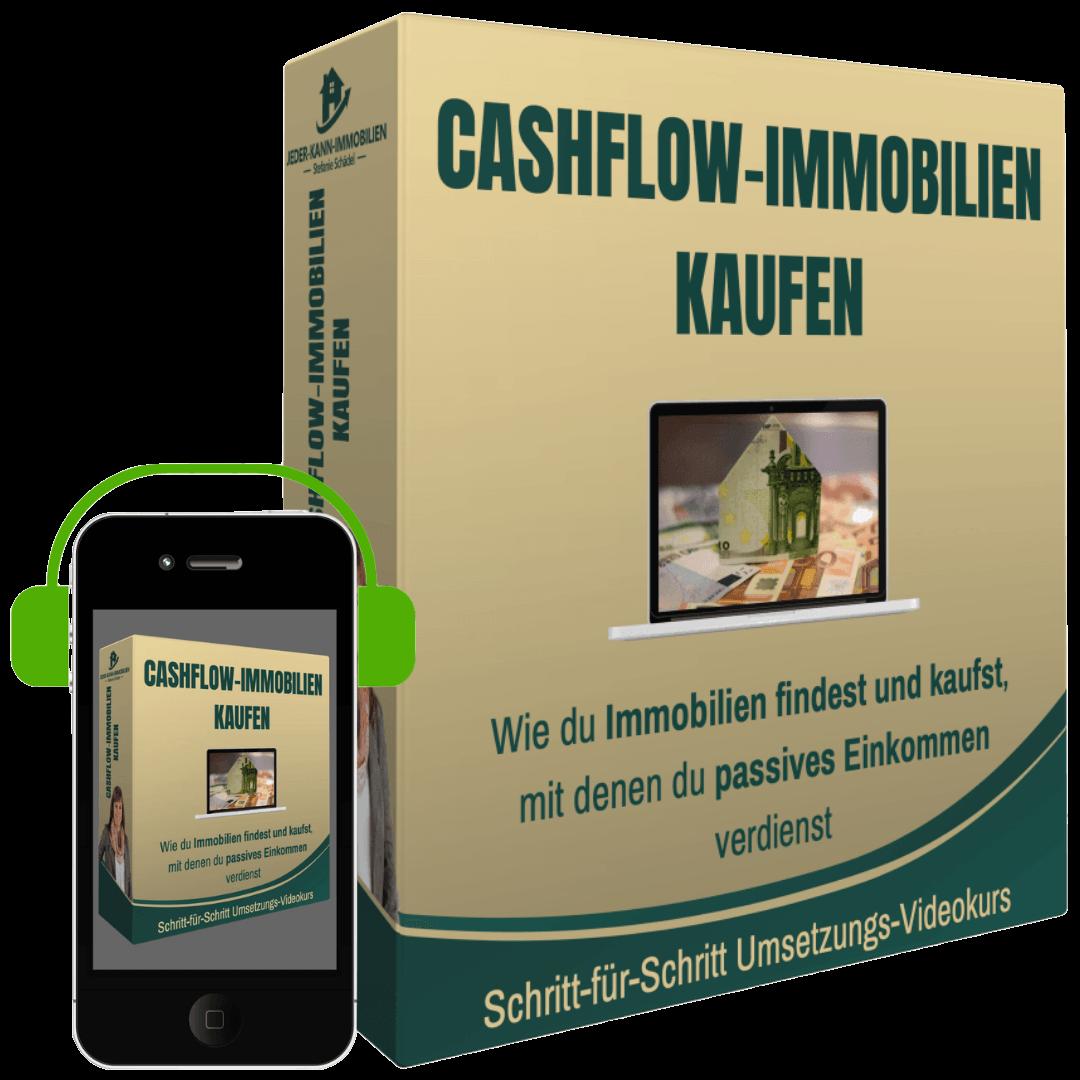 Cashflow-Immobilien kaufen mit Hörbuch