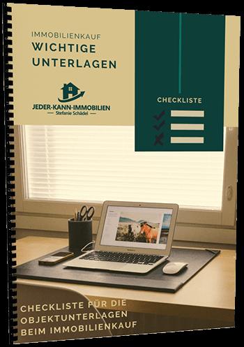 Checkliste Objektunterlagen 2021