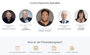 Finanzkongress 2020