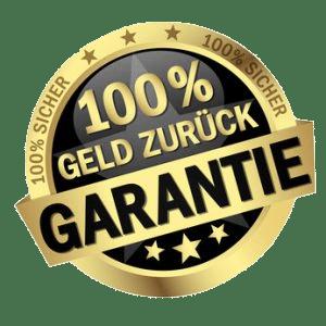 Geld-zurueck-Garantie