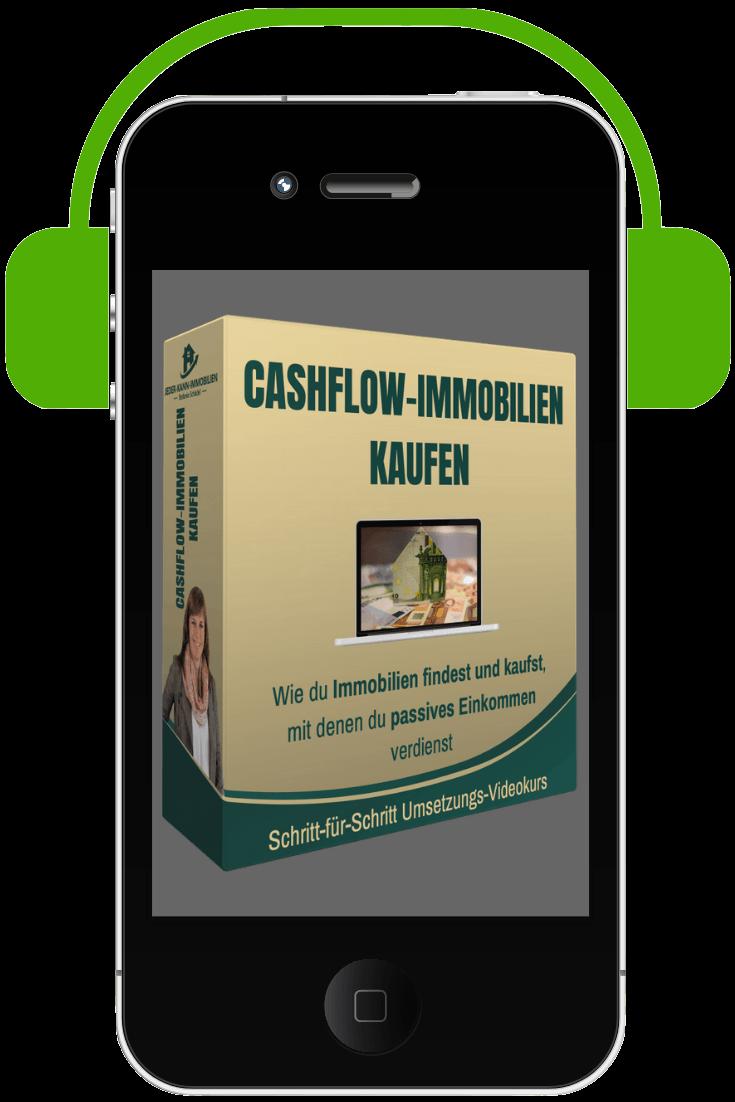 Hörbuch Cashflow-Immobilien kaufen