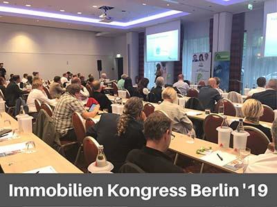 Immobilien Kongress Berlin 2019