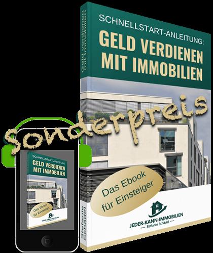 Schnellstart-Anleitung Geld verdienen mit Immobilien Ebook und Hörbuch
